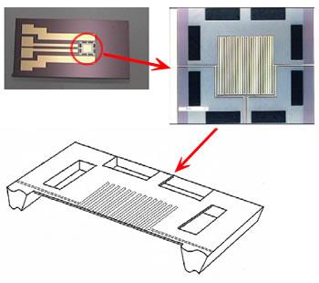 Membrane MEMS