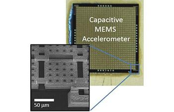 Image of Low-Noise MEMS Accelerometer