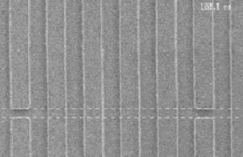 Image of EUV Test Patterns