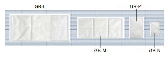 Size Lineup of Humidity Control Sheet