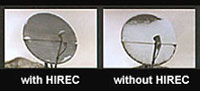 Super-Water-Repellant Coating, HIREC