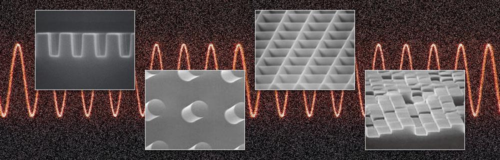 Image of Nanoimprint Mold