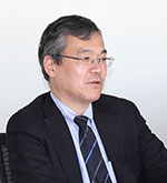 Yoshiki Ishida CEO Japan Internet Exchange Co., Ltd.
