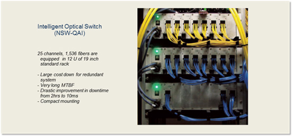 Intelligent Optical Switch (NSW-QAI)