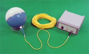 Spherical Dipole Antenna